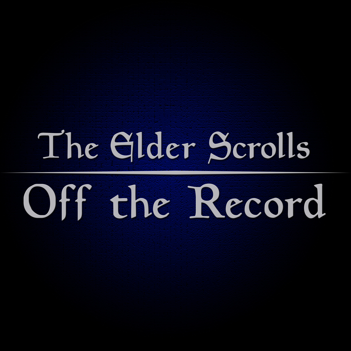 Elder Scrolls off the Record